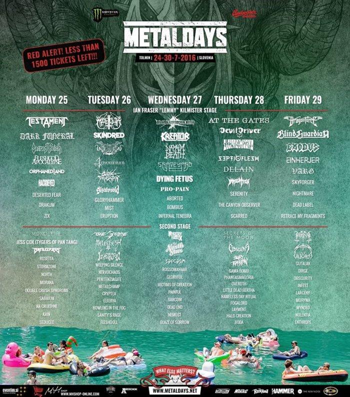 Metal-Days